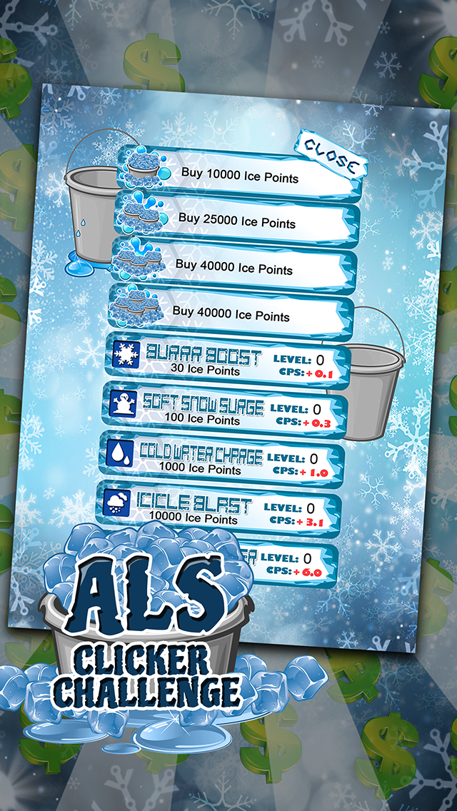 ALS Ice Bucket Challenge Clicker-3