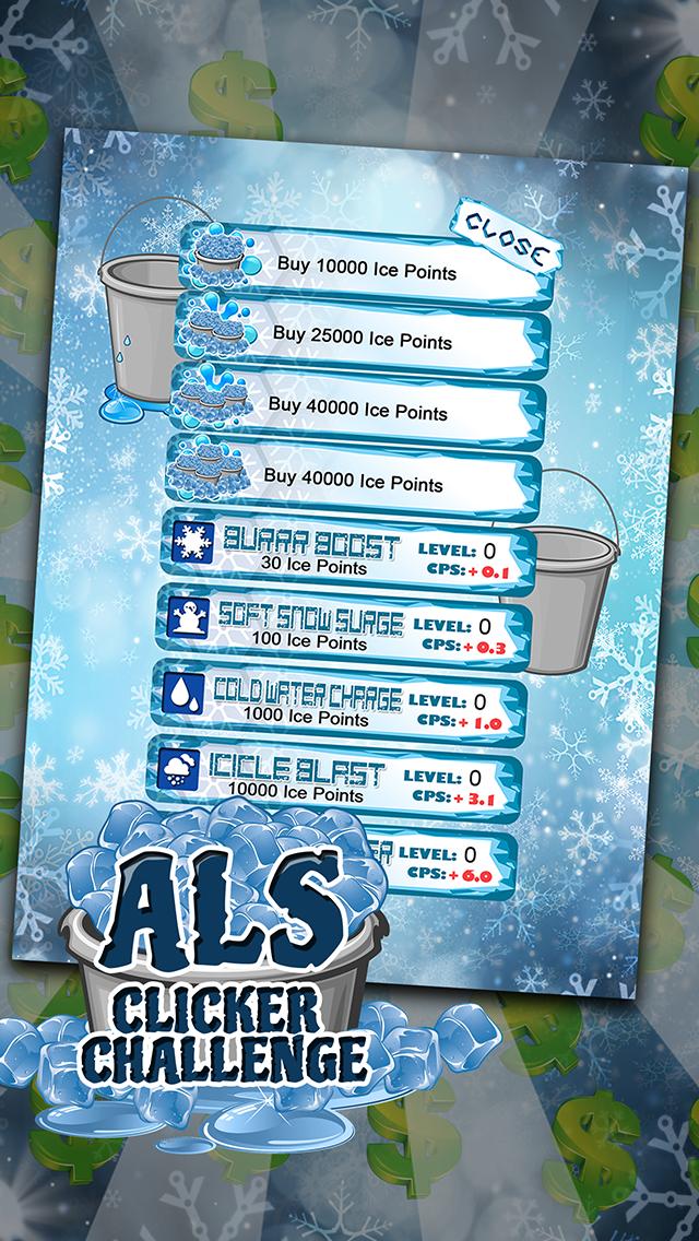 ALS Ice Bucket Challenge Clicker-3