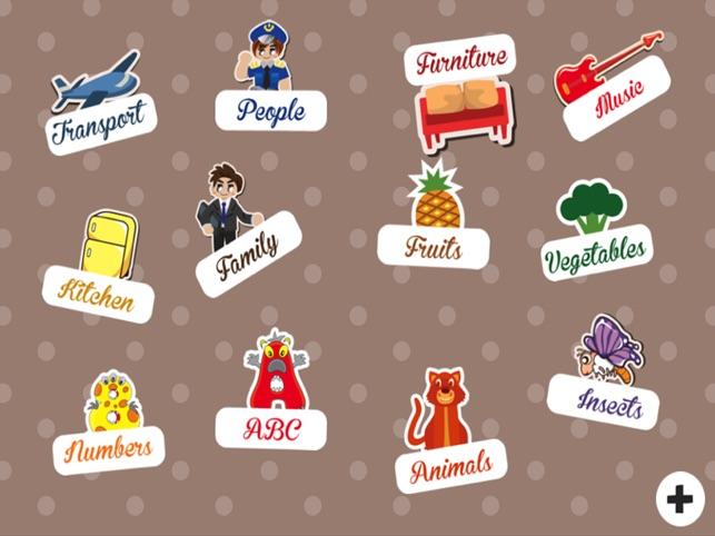 ABC Từ Đầu Tiên Cho Trẻ Em - Lắng Nghe, Tìm Hiểu, Nói Chuyện Với các Loại Trái Cây Từ Vựng và Ngôn Ngữ Tiếng Anh
