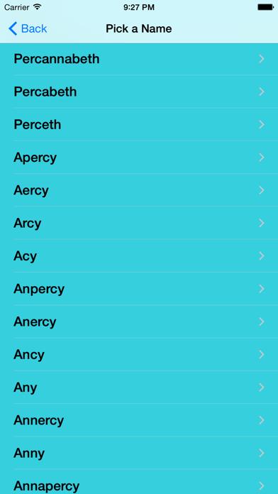 Ship Names screenshot three