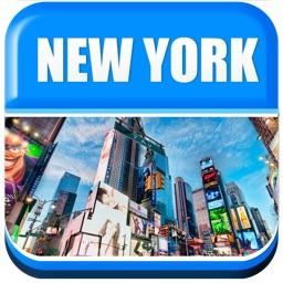 New York Offline Map Tourism Guide