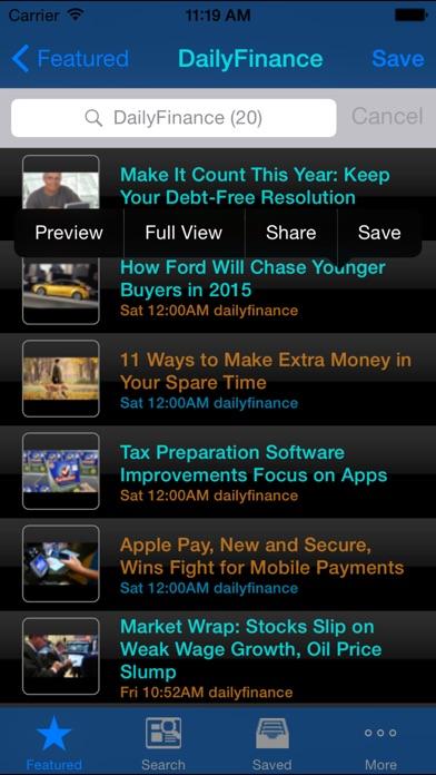 Inostocknews Stock News review screenshots