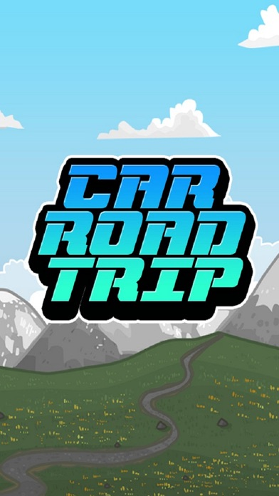 Car Road Trip PRO screenshot one
