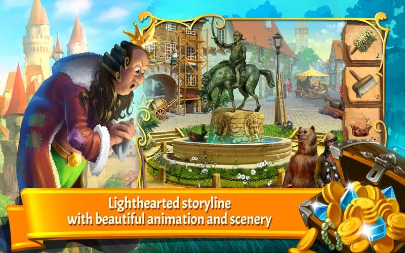 The Surprising Adventures of Munchausen screenshot 4