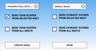 Screenshot for Gymnastics Meet Scores in United States App Store