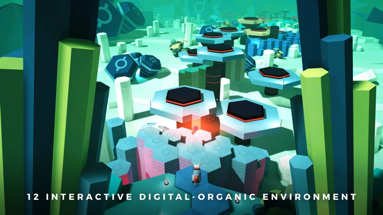 Adventures of Poco Eco - Lost Sounds: Experience Music and Animation Art in an Indie Game screenshot-3