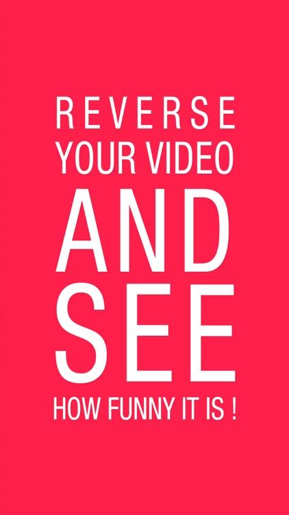 Back Cam - Reverse Camera Video editor