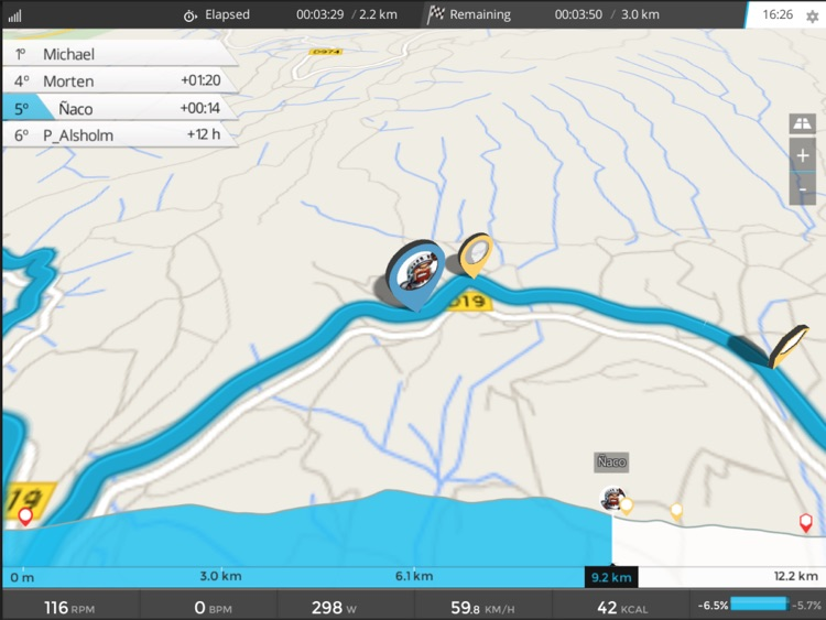 BKOOL Cycling screenshot-4