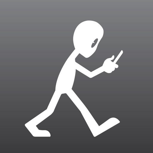 Type n Walk FREE iOS App