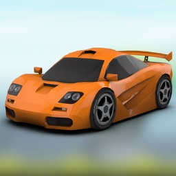 3D Space Car Marshals - A Crazy Driving Simulator Free