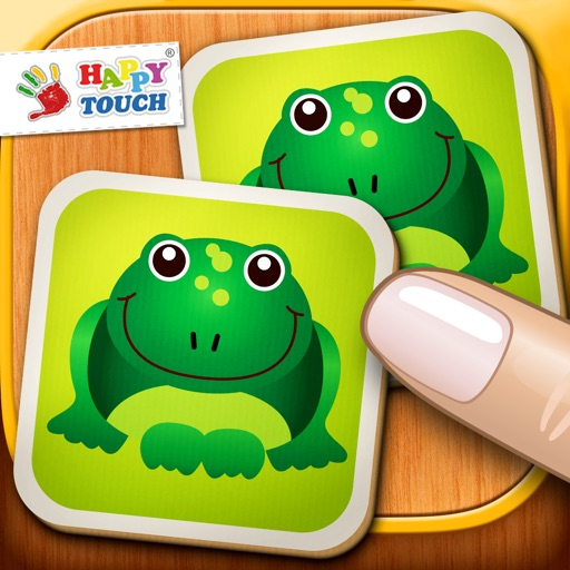 Activity Animal Memo by HAPPYTOUCH®