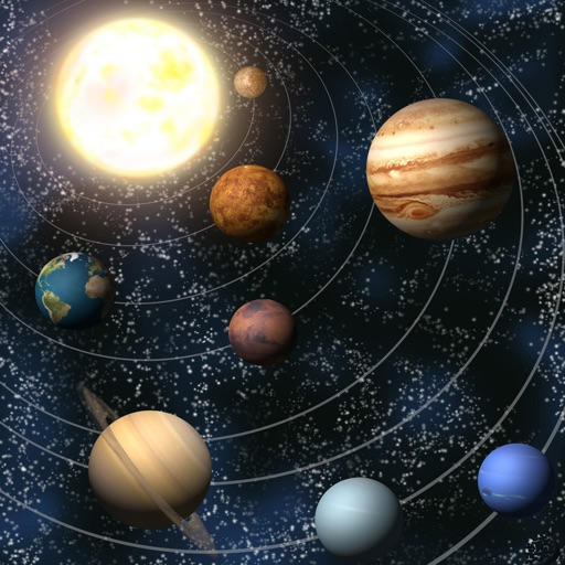 easyLearn Solar System | Earth Science HD