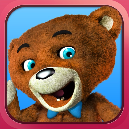 Talking Teddy Bear Premium iOS App