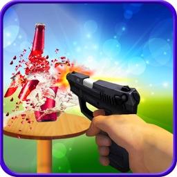 Marksmen bottle range shooter 3d