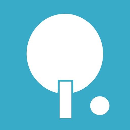 ピンポン - シンプルな卓球スコアボードアプリ