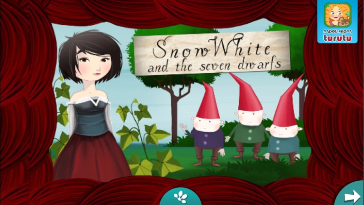 Turutu Snow White and the Seven Dwarfs screenshot-3
