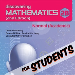 Discovering Mathematics 2B (NA) for Students