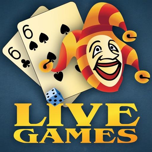 Joker LiveGames iOS App