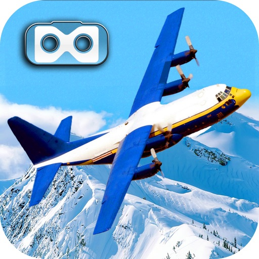 VR C130 Rescue Operation : Virtual Reality Sim