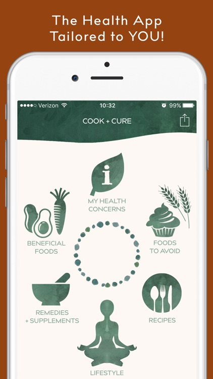 Cook + Cure | Food is Medicine screenshot-0