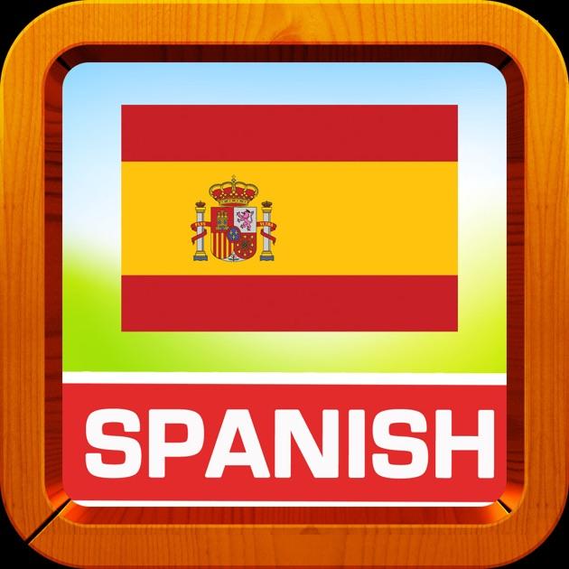 Learn spanish words and pronunciation dans l app store for Bureau pronounce
