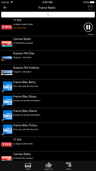 French Radio - FR Radio screenshot two
