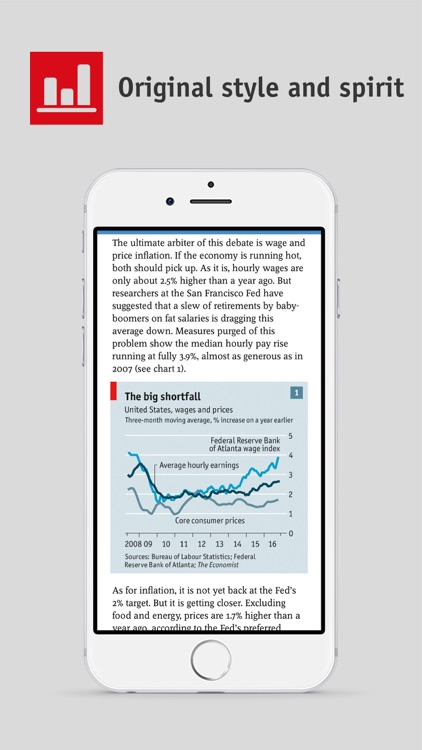 The Economist Global Business Review app image