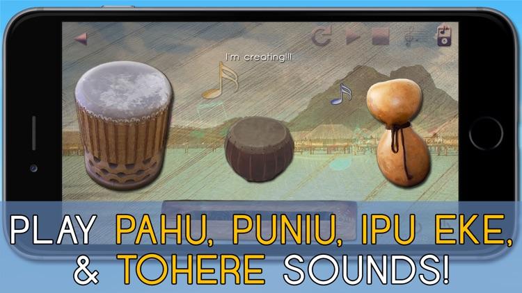 i Play My Hawaian Drums Fun