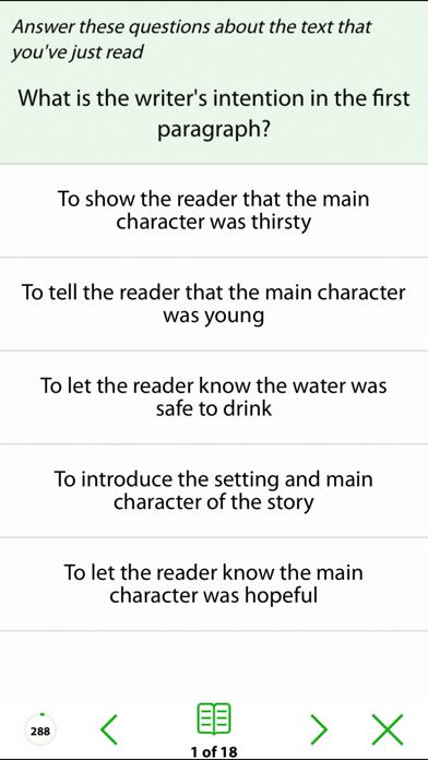 11+ English Lite by The Tutors screenshot four