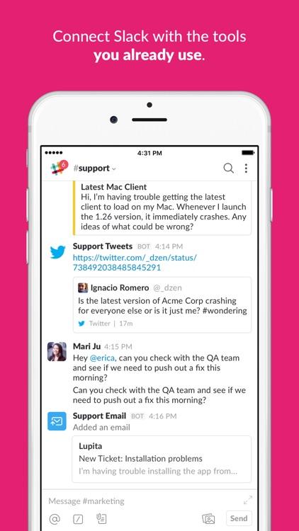Slack - Business Communication for Teams screenshot-4