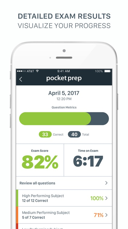 LEED GA Pocket Prep screenshot-3