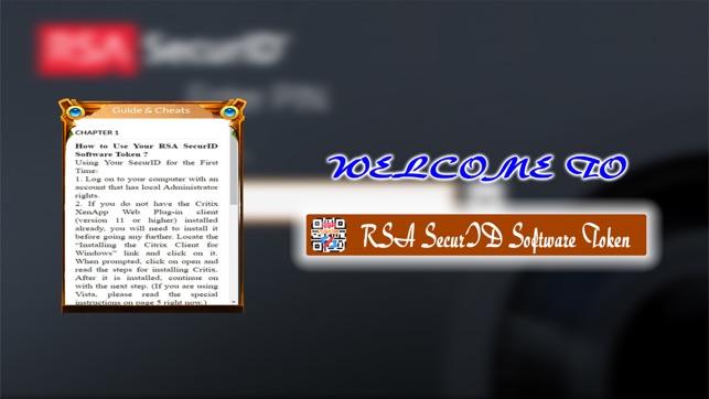 Rsa Securid Software Token Download