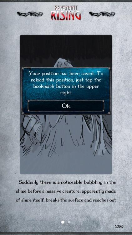 Gamebook Adventures 4: Revenant Rising screenshot-3