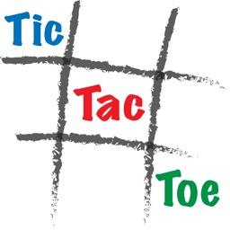 TicTacToe Sticker