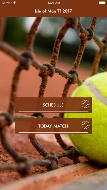 Free Schedule of French Open 2017 screenshot-0