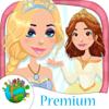 Juegos de vestir y maquillar princesas - Premium