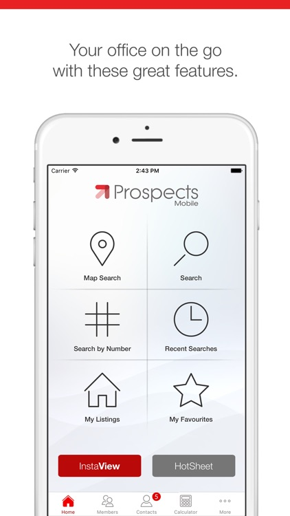 Prospects screenshot-0