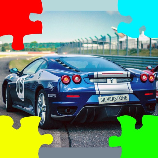 Supercars Jigsaw Puzzles with Photo Puzzle Maker