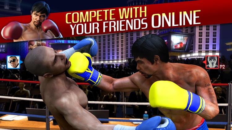 Real Boxing Manny Pacquiao screenshot-4