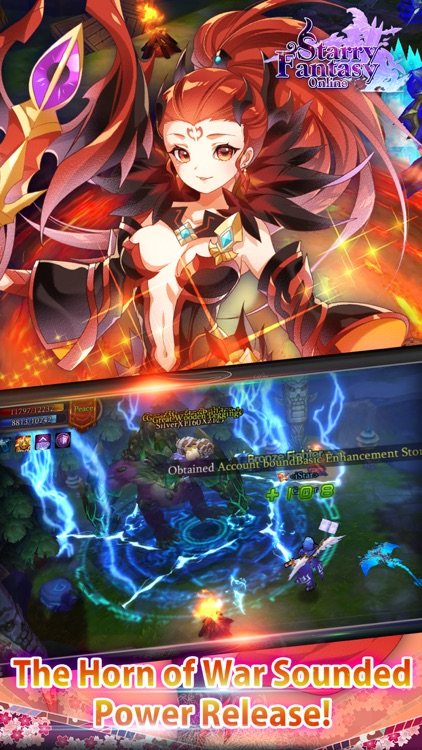 Starry Fantasy Online - RPG Game