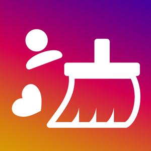 InstaClean for Instagram - Mass unfollow & unlike app