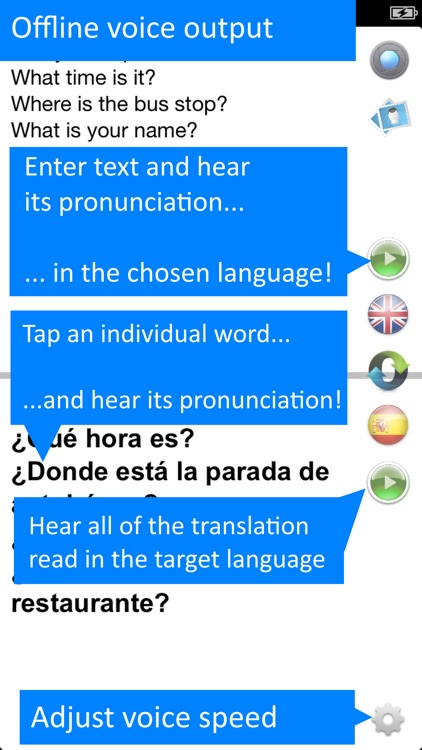 Offline Translator Pro: 7 languages screenshot-3