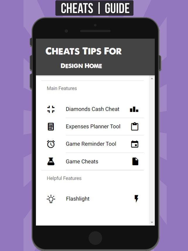Cheats Diamonds Design Home