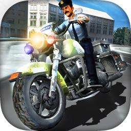 Police Bike - Gangster Crime