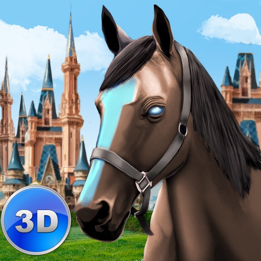 Magical Horse: Animal Simulator 2017