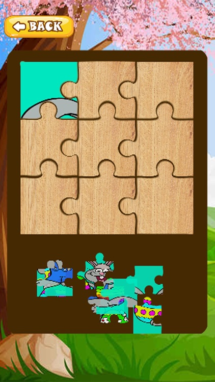 Jigsaw Puzzles For Kids Games Easter Day Version app image