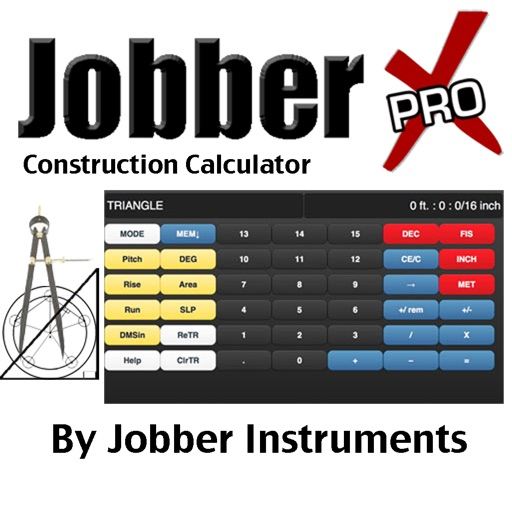 Jobber X Pro Construction Calculator