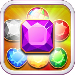 Jewel World Crush - Match 3 Puzzle Game
