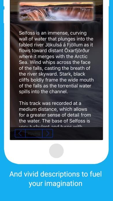 Iceland White: Noise Masking screenshot four