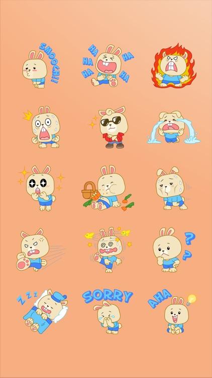 LIttle Bunny Sticker screenshot-3